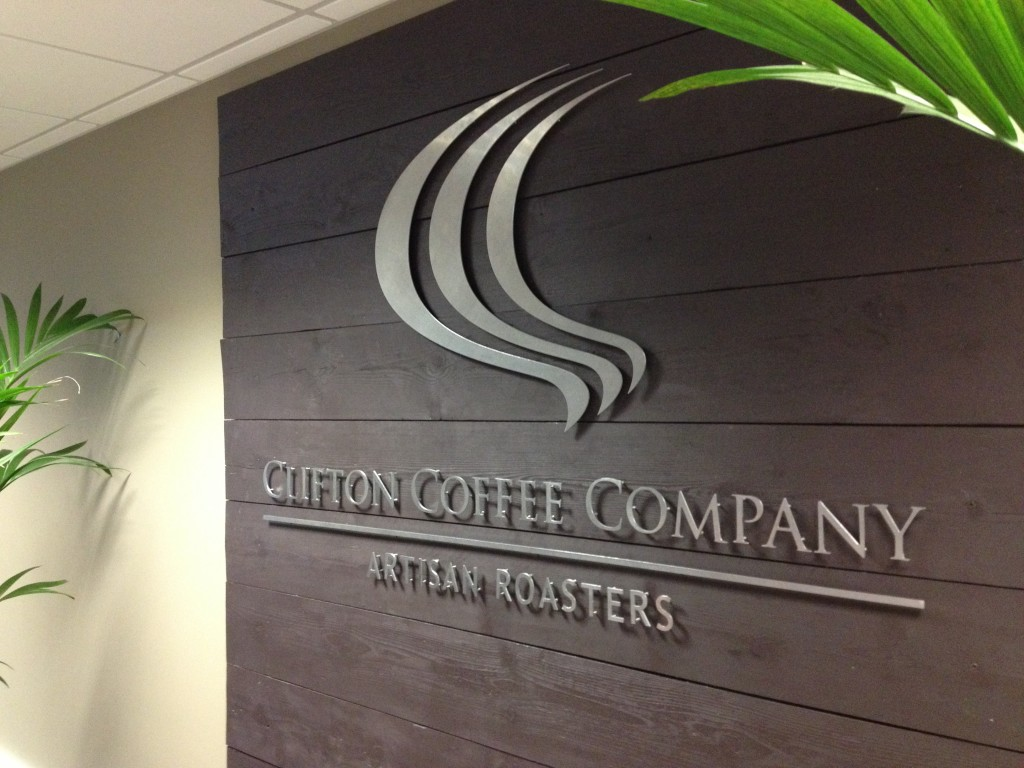 Clifton Coffee Company Storefront Design