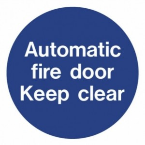 automatic_fire_door_keep_clear