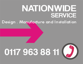 Nationwide Service Banner